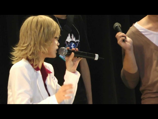 Cosfest XI: Go For It! - Reika Arikawa Interview