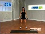 Stephanie Vitorino workout