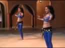 Танец живота для начинающих Veena Neena - часть 1 Основные движения