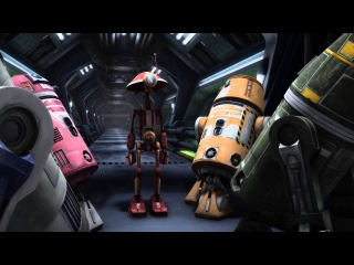 Мультик: Звездные войны: Войны клонов 5 сезон 10 серия.