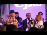 Pharrell, Jermaine Dupri And LA Reid Present Leah LaBelle