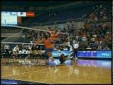 Небольшой видео ролик о женской волейбольной команде команде Университета Флориды