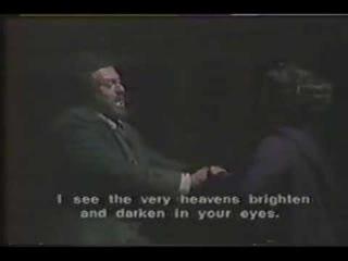 Luciano Pavarotti  O Dolci Mani Опера Tosca, композитор Giacomo Puccini - Ария Марио Каварадосси