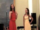Россини- Duetto buffo di due gatti (Кошачий дуэт)