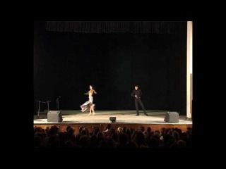 Аурика Цуркан и Сергей Солнцев Пенза - танго.wmv