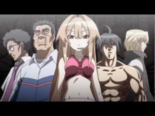 Seto no Hanayome / Морская невеста аниме amv клип