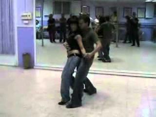 Бачата...Как учат танцевать....vk.flv