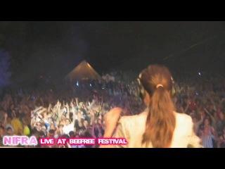 Nifra @ BeeFree Festival 2009
