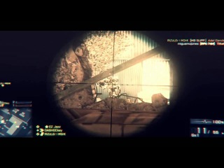 JAZZ - 'Asteroids to Avalanches' - BF3 montage by Edge
