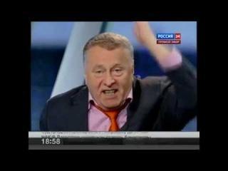 Обращение к народу В. В. Жириновского (ЛДПР) Выборы президента 2012