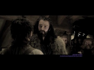 that's why I came back || Thorin & Bilbo [Thilbo/Bagginshield]