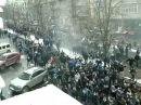 Шествие фанов Динамо на обновленный НСК Олимпийский