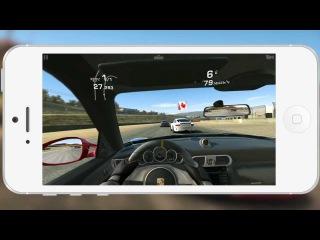 Обзор Real Racing 3 - лучшие гонки на iOS! Эрон-дон-дон!:)