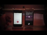 Siri vs Google Voice - Кто быстрее и умнее?