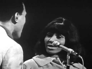 Tina Turner & Marvin Gaye - Money / I'll Be Doggone (Shindig 1965)
