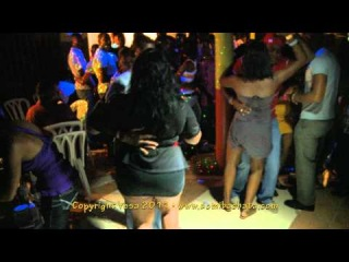 Как танцуют бачату в Доминиканской республике :)