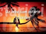 Zeljko Samardzic - Slutim (Tekst)