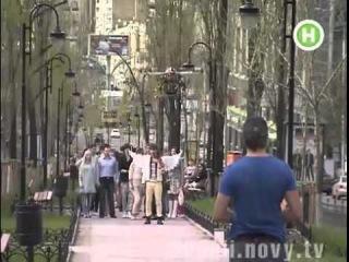 Alexander Rybak in the ukrainian TV-program