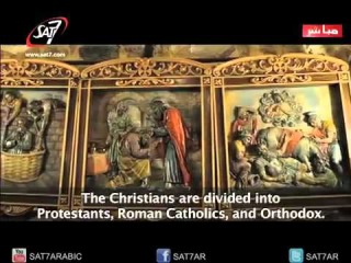 SAT-7 ARABIC Pray for Syria (with English subtitles)