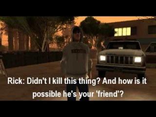 GTA SA Piggsy The Movie - Part 3 [FINAL]
