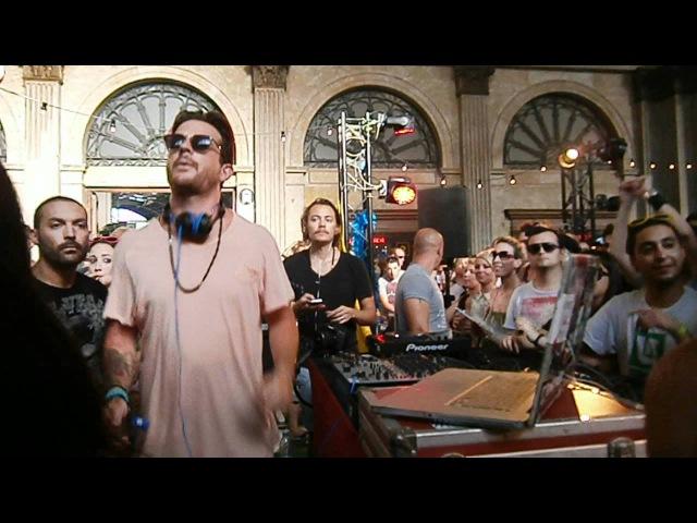 LUCIANO @ CADENZA VAGABUNDOS ESTACIO DE FRANCA BARCELONA 16 6 2012 HD
