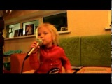 5летняя девочка поет Лепса - Рюмка водки на столе МЕГА ПОЗИТИВ!!!