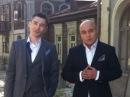 Онлайн-конференция с Домиником Джокером и Рафаэлем Сафиным (7.06.2012, Первый канал)