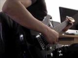 "Sitar Setting on Line 6 Tyler Variax JTV-69 Guitar - The Ventures ""Kyoto Doll"""