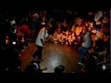 Kashmir vs Guiu / 1 on 1 Finals / House Dance UK: Feb' 2012