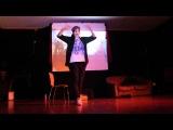 Solo Show B-Girl LISA  at FRK Dance School Dornbirn