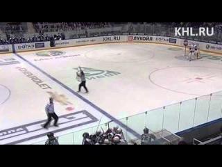 КХЛ-2012/13: «Торпедо» – «Локомотив» – 6:3