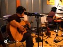 The books performing Take Time on KCRW