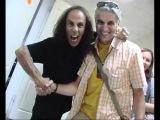 Простой человек, Ронни Джеймс Дио, после концерта в Хабаровске в 2006 году. Ни намёка на пафос.