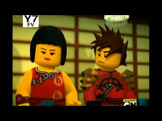 Лего Нинзяго 2 сезон 6 серия - Король змей