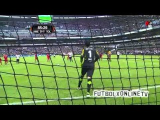 America vs Toluca 1-1 Jornada 2 Clausura 2012 Televisa Deportes HD 15/01/12