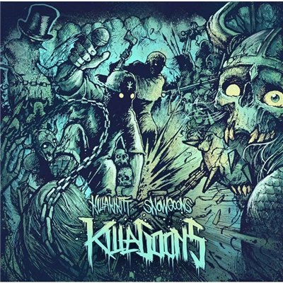 Killakikitt & Snowgoons - KillaGoons [2014]