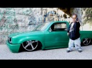 AccuAir on Chris Body Drop Artiaga's '94 Toyota