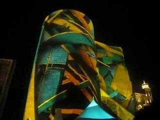 Qız Qalası (The Maiden Tower) Light Show