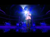 Aiden Grimshaw sings Don't Dream It's Over for survival - The X Factor Live results 6 (Full Version)