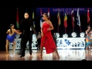 Vitebsk 2012 WDSF International Open Latin Jevgenij Suvorav Tina Bazokina ChaChaCha