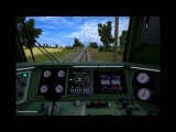 ЭП1М-727 - Trainz Simulator 12