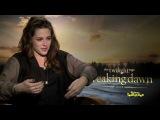 Kristen Stewart & Robert Pattinson on Cougars, Thongs, & Sex Scenes