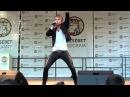 HD Talán Attila Are you gonna be my girl Budapest Városliget 2012 06 16