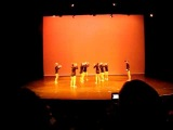 Contemporary Group Dance, Flow Show 2011, Wish You Were Here Free Fight Dance