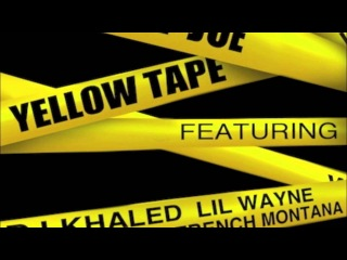 Fat Joe Feat. Lil Wayne, Asap Rocky x French Montana - Yellow Tape