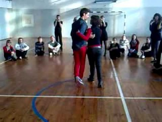 Afrolatin Connection semba workshop with music at 2 Belarusian bachata festival