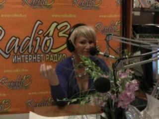 Н.Правдина на Радио 13 - ч.2