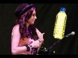 Cher Lloyd Walks Off Stage at V Festival after Reveller Throws Bottle of Urine