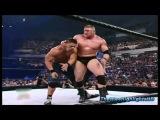 Brock Lesnar vs John Cena Highlights HD - Backlash 2003