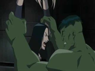 Hulk vs Wolverine War